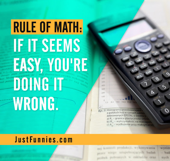 Rule of math