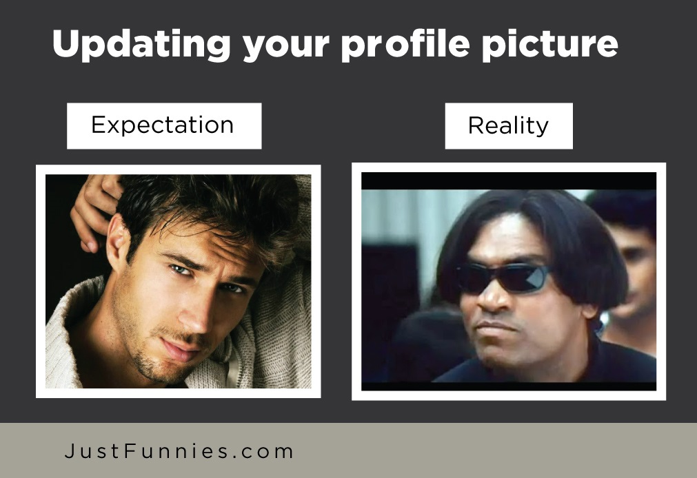 Updating your profile picture