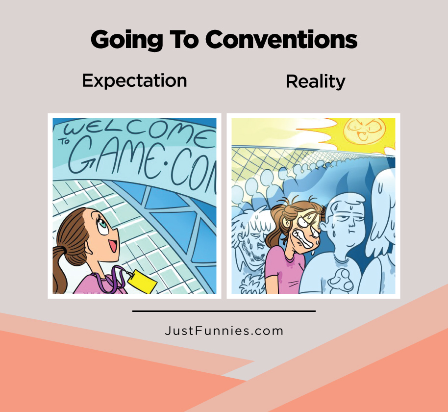 going-to-conventions